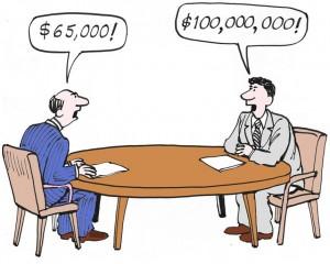 چگونه درخواست افزایش حقوق دهیم ؟