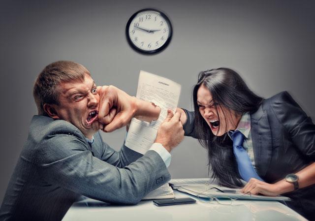 نحوه رفتار با همکاران در محیط کار