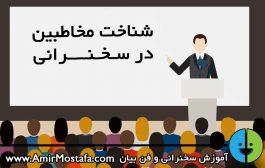 شناخت مخاطبین در سخنرانی