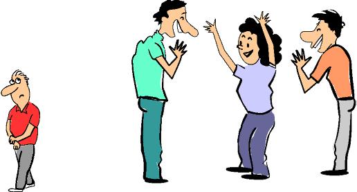 رفع خجالتی بودن کم رویی و کم حرفی