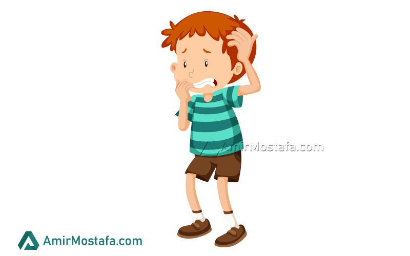 علائم اضطراب و ترس و دلشوره هنگام صحبت کردن و سخنرانی