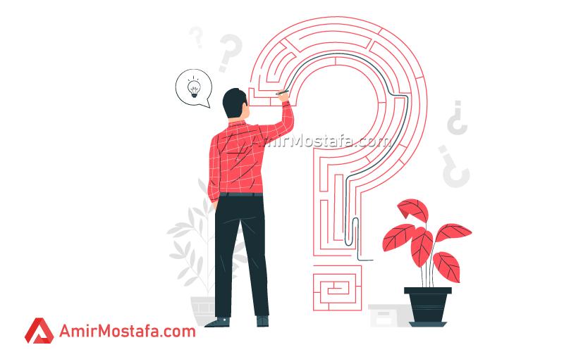 با افرادی که زیاد سوال می پرسند چگونه رفتار کنیم؟