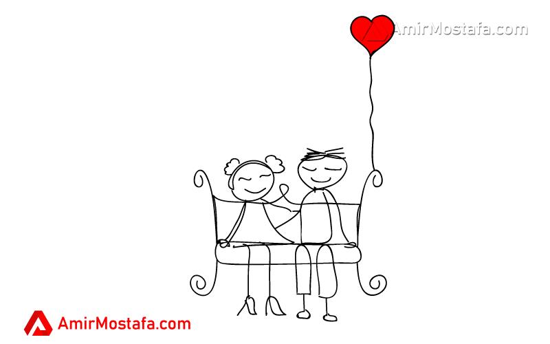 تقویت روابط عاطفی